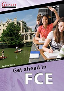 Get Ahead in FCE Student Book + CDs