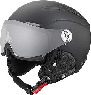 Bollé Unisex's Backline visir skidhjälmar svart vuxen 59-61 cm