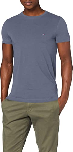 Tommy Hilfiger Stretch Slim Fit Tee T-Shirt Homme