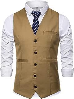 Amazon.es: Amarillo - Chalecos / Trajes y blazers: Ropa