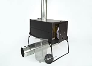 product image for Colorado Cylinder Stoves - Uncompahgre Collapsible Pack Stove (Wood Burning Camp Stove)