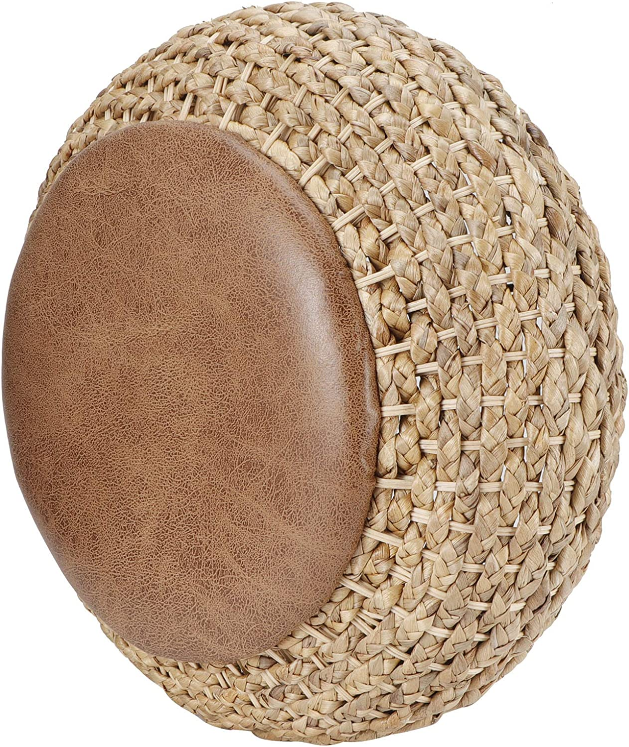 FOLOSAFENAR Round Japanese-Style At the price Cushion 1 year warranty Tatami Pouf Comfortable