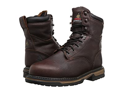 Rocky 8 Ironclad Soft Toe WP 400G Thinsulate (Brown) Men