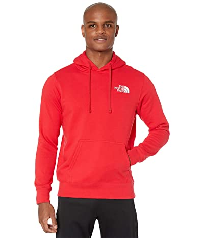 The North Face Red Box Pullover Hoodie (TNF Red/TNF Black) Men
