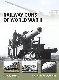 Railway Guns of World War II (New Vanguard Book 231)