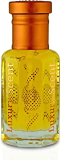 Oud Yaqub - Aceite de perfume floral de larga duración (6 ml aroma de attar unisex)