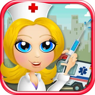 Ambulance Doctor - Virtual Kids Emergency EMT Nurse