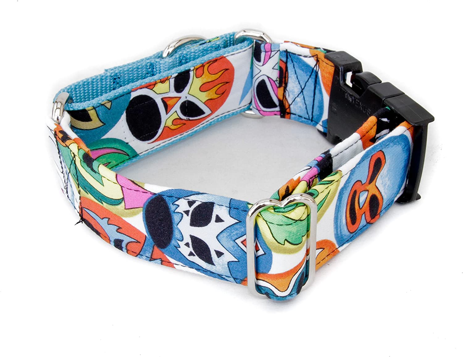 Caninus Collars Lucha Libre Wrestling Dog - Special price for a limited time Wid 1.5
