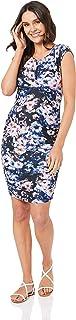 Ripe Maternity Women's Violet Cross Your Heart Dress