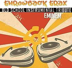 Eminem Throwback Instrumental Tribute