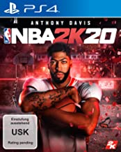 NBA 2K20 Standard Edition [PlayStation 4]