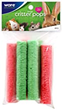Ware Critter Pops/Rice Pops Small Animal Chew Treats - Large