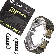 Sponsored Ad - NICHE Brake Shoe for Suzuki JR50 ALT50 Quadrunner 50 64400-04811 Front/Rear