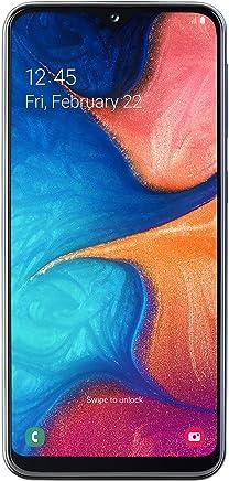 "Samsung Galaxy A20e (2019) Smartphone, Black, Display 5.8"" HD+, 32 GB Espandibili, Dual Sim [Versione Italiana]"