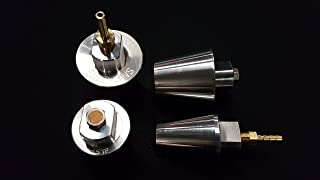 Strictly Modified Welding Back Purge Plugs 1'-1.5