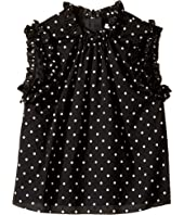Dolce & Gabbana Kids - Polka Dot Top (Toddler/Little Kids)
