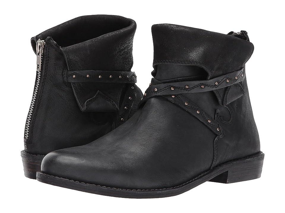 Free People Alamosa Ankle Boot (Black) Women