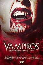 Colección Sobrenatural: Vampiros (Spanish Edition)