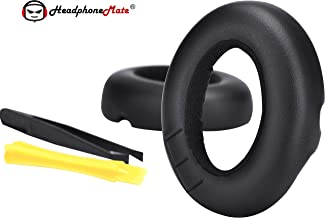 HeadphoneMate Replacement Ear Pads Cushions for Parrot Zik 2.0 Zik 2 Zik2 & Zik 3 Zik3 Headphones