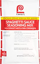 Lawry's Spaghetti Sauce Seasoning Mix, 12 oz