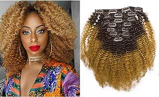 Best blonde kinky hair extensions Reviews