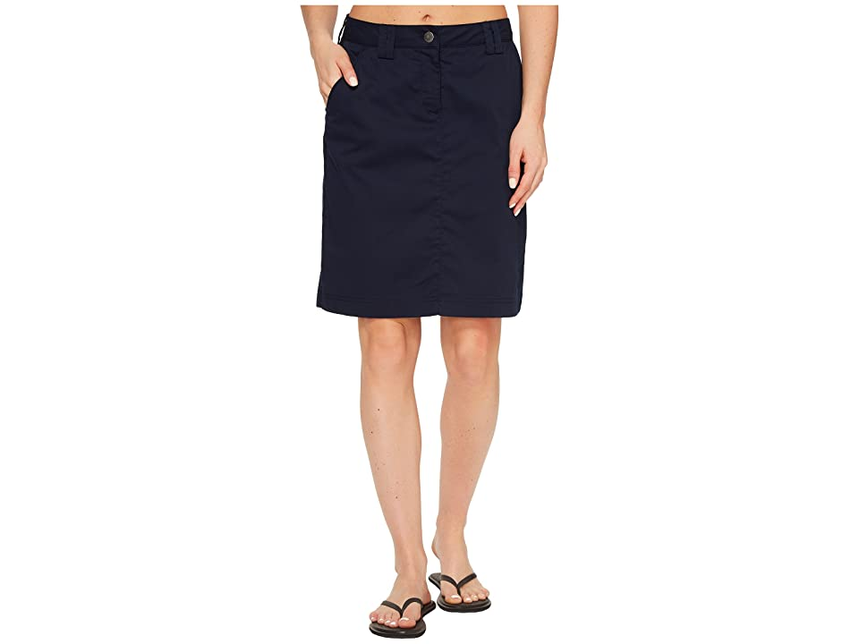 Jack Wolfskin Liberty Skirt (Midnight Blue) Women