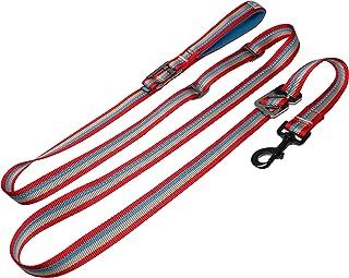 Kurgo Dog Training Leash | No-Pull Leash for Dogs | Walking Leash for Dogs That Pull | Reflective | Padded Handle | Extra ...