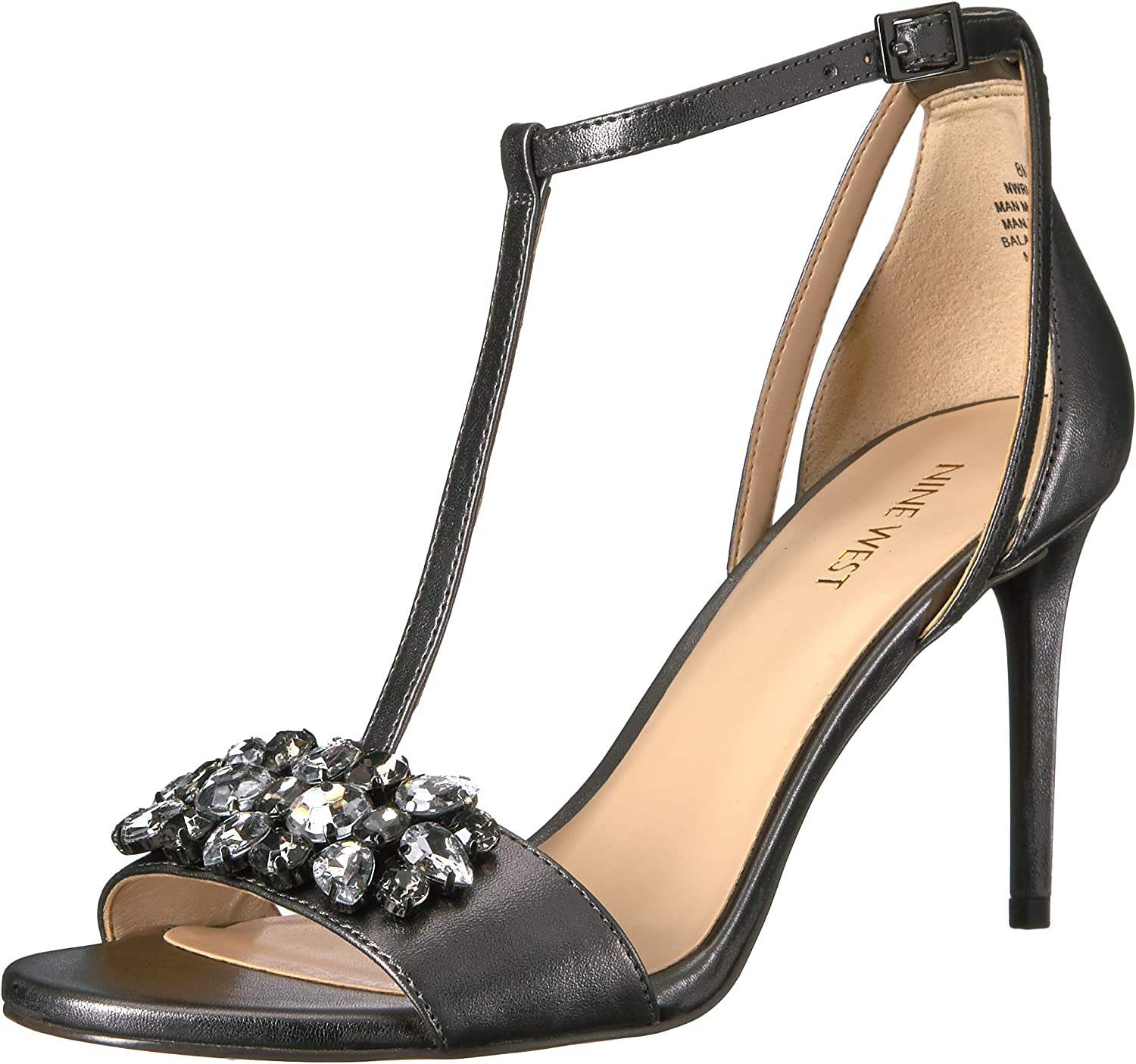 Nine West Women's RUMSEY Synthetic Sandal