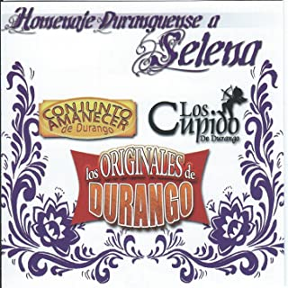 Homenaje Duranguense a Selena