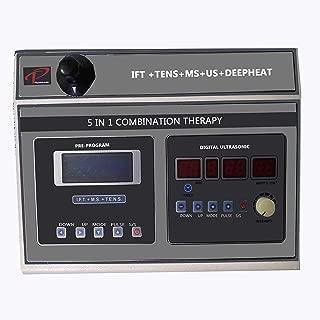 Combination 5 In 1 Lcd 125 Programs Computerized(Ift+Ms+Tens+Us+Deep Heat Machine)