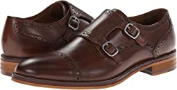 Johnston & Murphy Conard Double Monk Strap