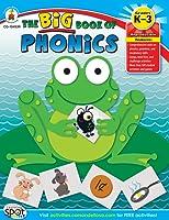 Carson Dellosa | Big Book of Phonics Resource Book | Grades K–3, Printable