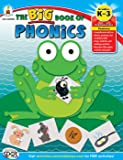 Carson Dellosa | Big Book of Phonics Resource Book | Grades K–3, Printable