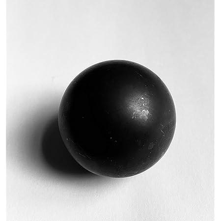 8 SHUNGITE Sphere Natural Stone Hand Carved Gemstone Sphere 57mm