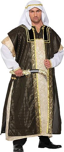 FORUM Novelties 76726 abischen Scheich Deluxe Kostüm (UK 42–44)