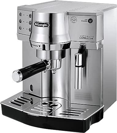 De'Longhi EC 860.M Pump Espresso Cappuccino Coffee Machine (Silver)