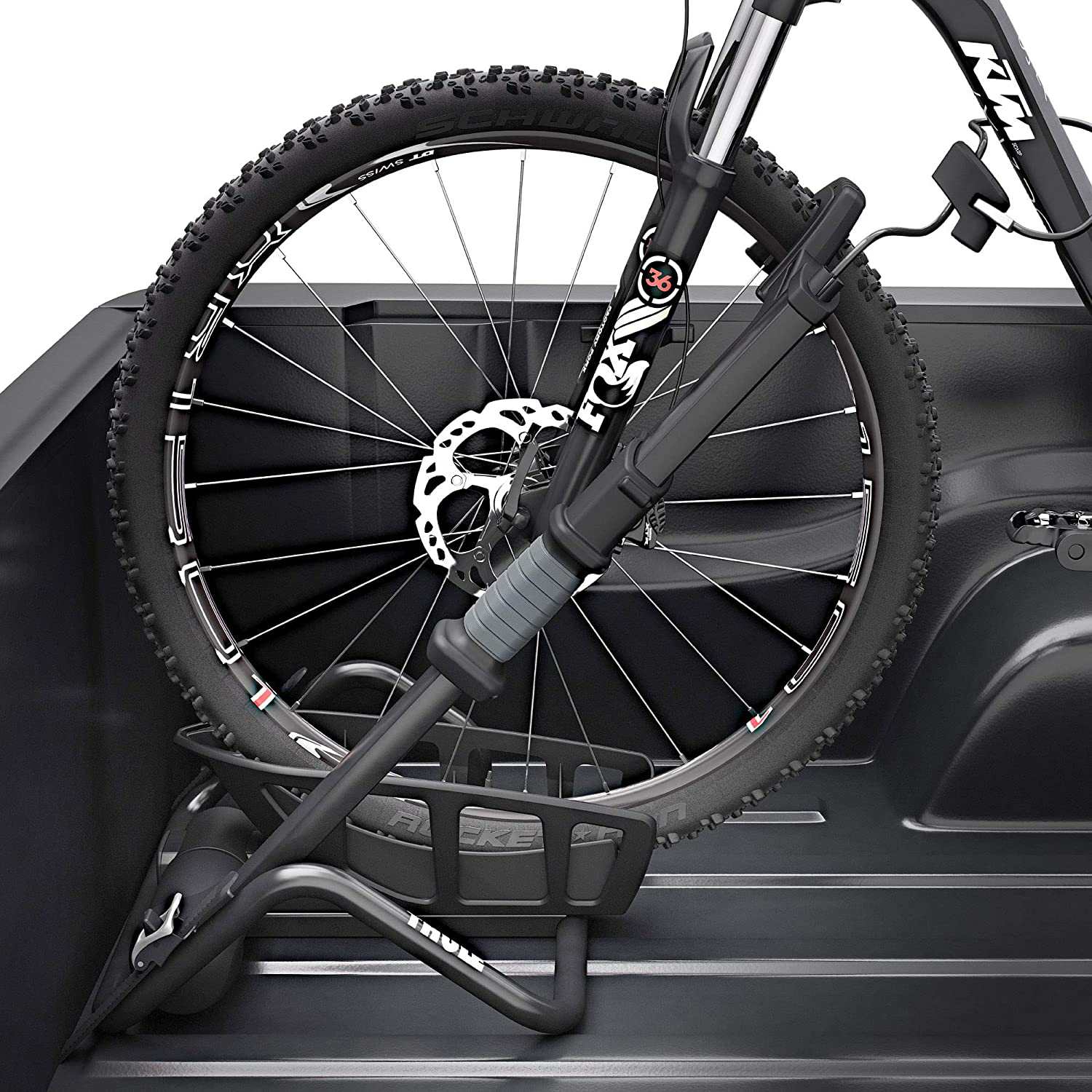 truck bed bike carrier by Thule