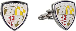 Cufflinks Inc. - Baltimore Ravens Cufflinks