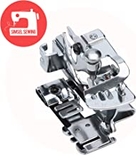 Ruffler Sewing Machine Foot Fits All Low Shank Singer, Brother, Babylock, Husqvarna Viking (Husky Series), Euro-pro, Janome, Kenmore, White, Juki, Bernina (Bernette), New Home, Simplicity, Necchi