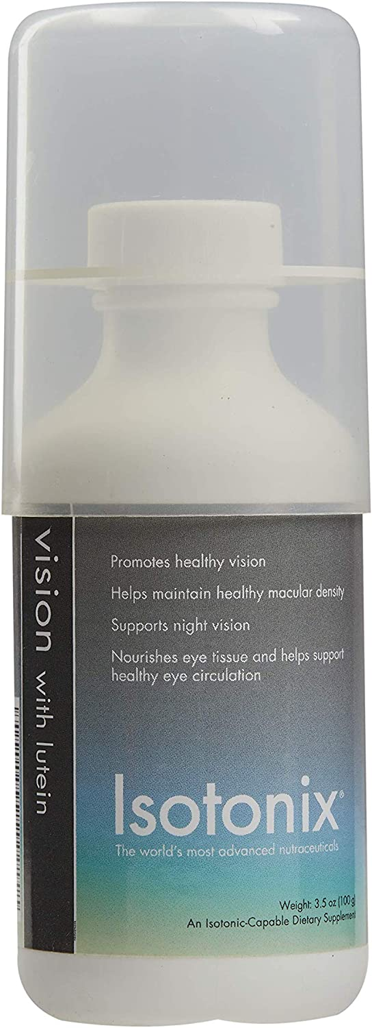 Isotonix Vision Formula with He Healthy Lutein Promotes (人気激安) 祝日