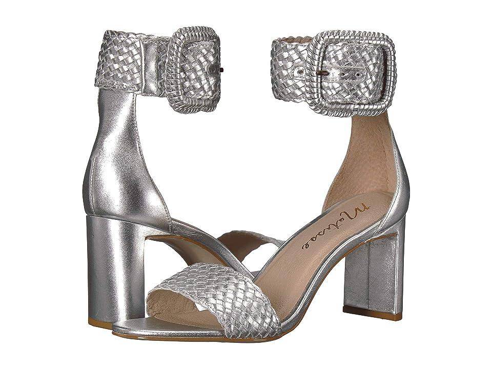 Matisse New Hope Sandal Heel (Silver) Women