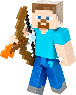 Minecraft Steve with Bow and Arrow Figure