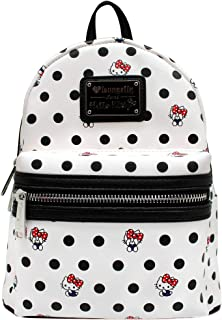 x Hello Kitty Polka Dot PU Mini Backpack (One Size, Multi)