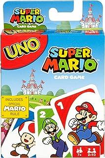 UNO Super Mario Bros, jeu de société et de cartes, DRD00