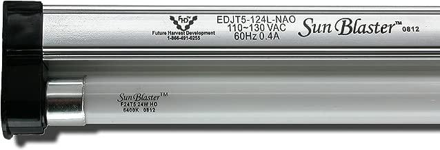 Sunblaster T5 High Output Fluorescent Strip Light, 2-Feet