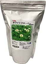 ホワイトクローバーお徳用種子  1L詰