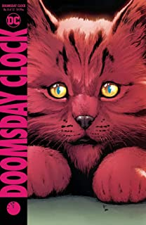 DOOMSDAY CLOCK #8 (OF 12) COVER A
