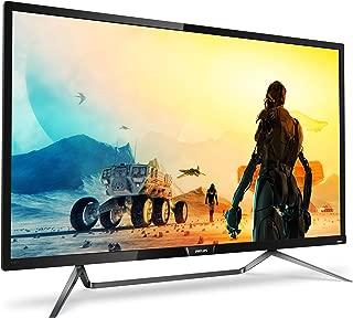 "Philips 436M6VBPAB LCD Gaming Monitor 42.51"", Black"