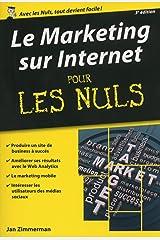Marketing sur Internet Pour les Nuls, édition poche (French Edition) Kindle Edition