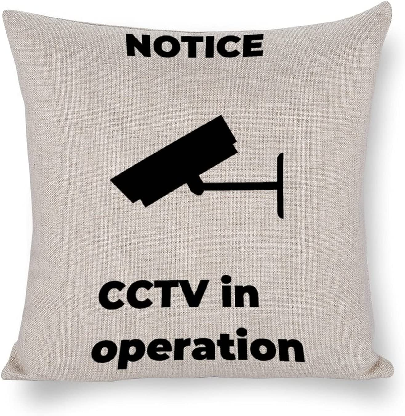 UTF4C Notice 35% Sales of SALE items from new works OFF CCTV in Operation Cotton Home Sofa Cushion Linen Be